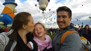 Family of 4: Balloon Fiesta.